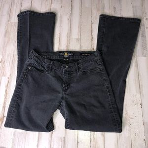 Lucky Brand Sofia Boot Cut Graphite Jeans